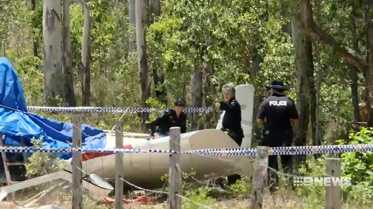 Two dead after Queensland plane crash