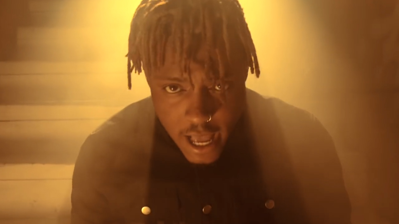 Rapper and singer Juice WRLD performs hit Lucid Dreams