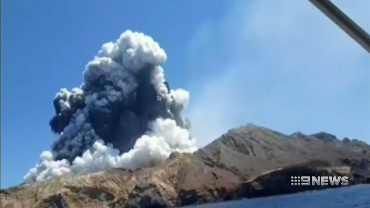 One confirmed dead in New Zealand volcano eruption
