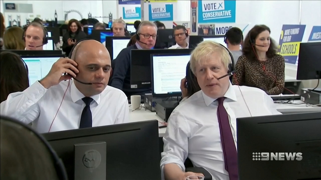 Boris Johnson pitches 'Australian-style' immigration system