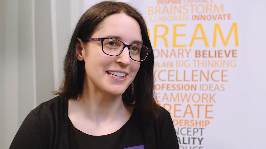 Dr Emma Sharp talks about the AMP Tomorrow Maker Grant