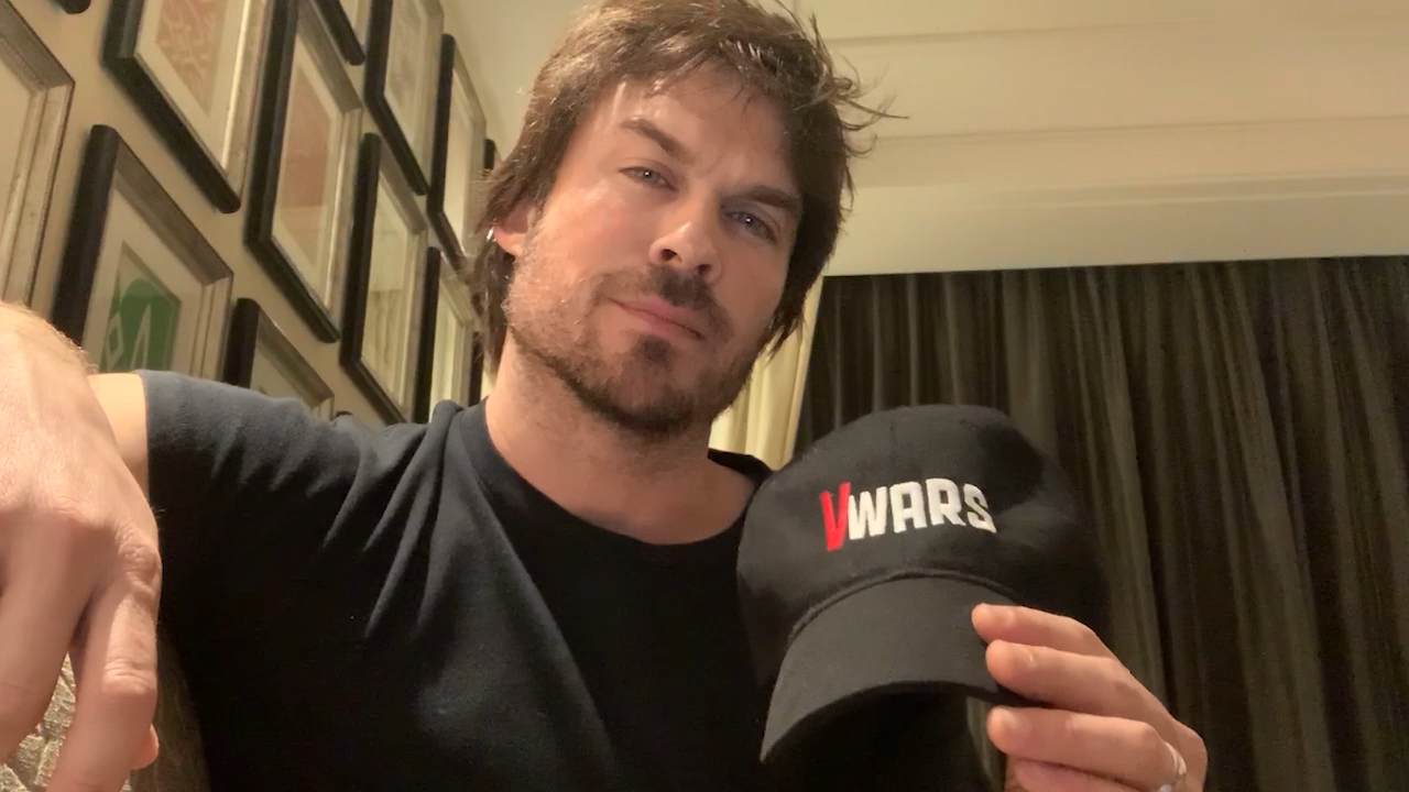 Ian Somerhalder to star in V Wars on Netflix