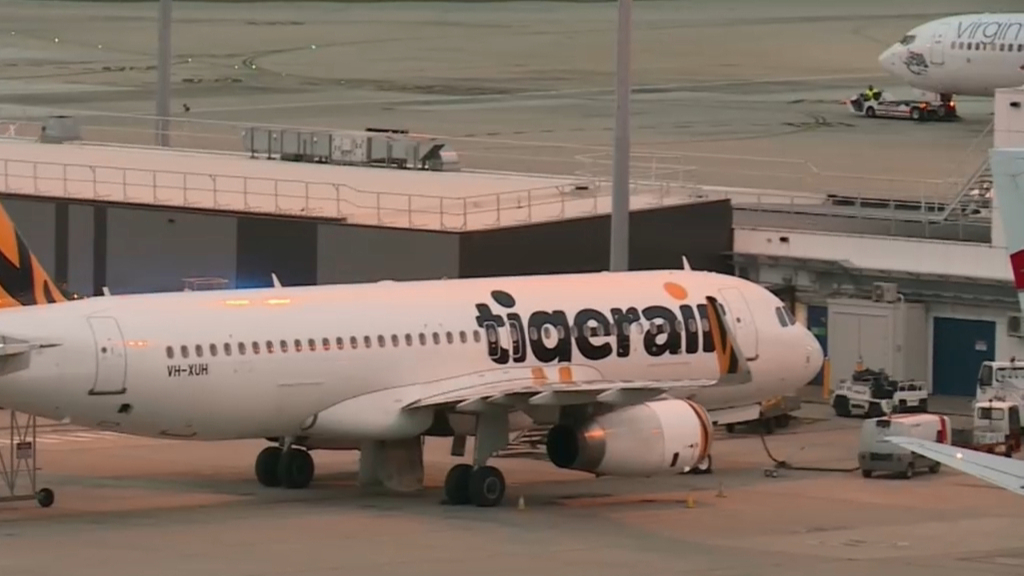 Tiger flight makes unscheduled landing over 'unusual odour' in cabin