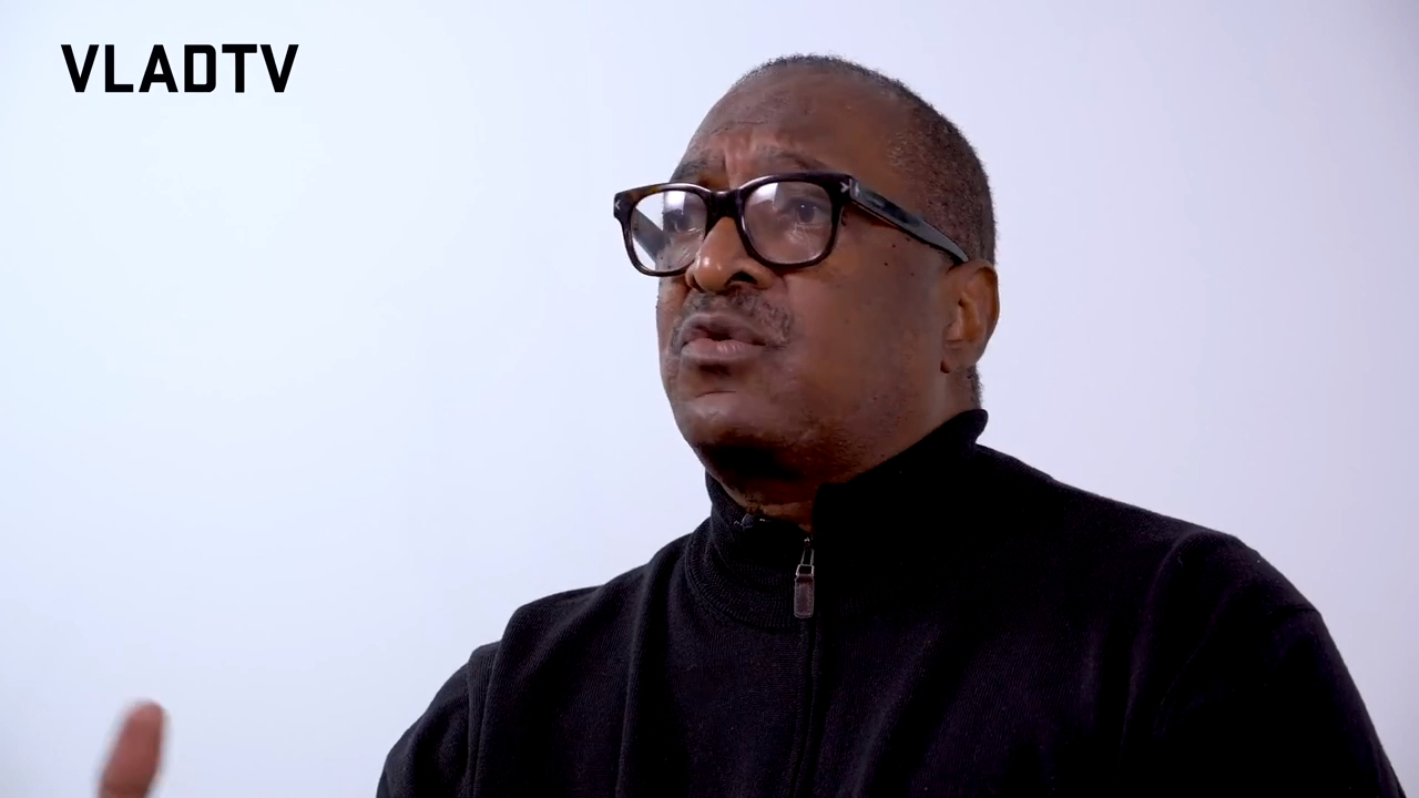 Mathew Knowles makes shock claims about R'n'B group Jagged Edge