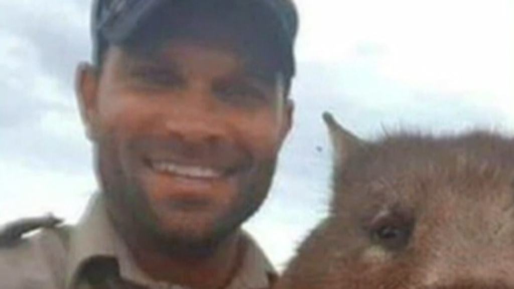 Police officer filmed stoning wombat to death breaks his silence