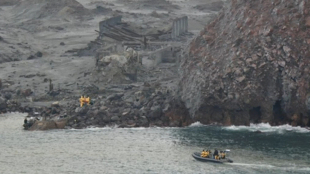 Search to resume for remaining White Island bodies