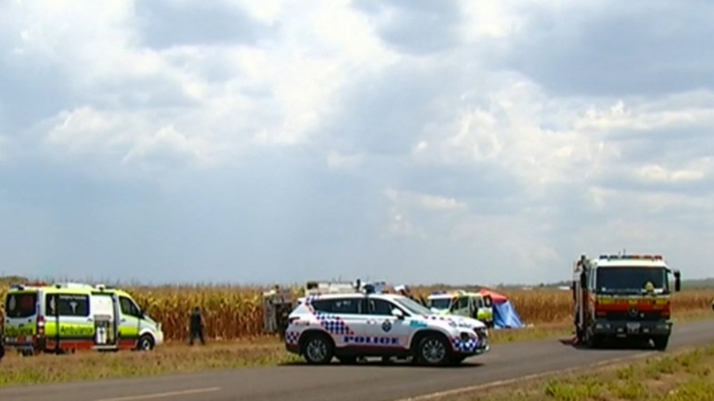 Two dead in plane crash