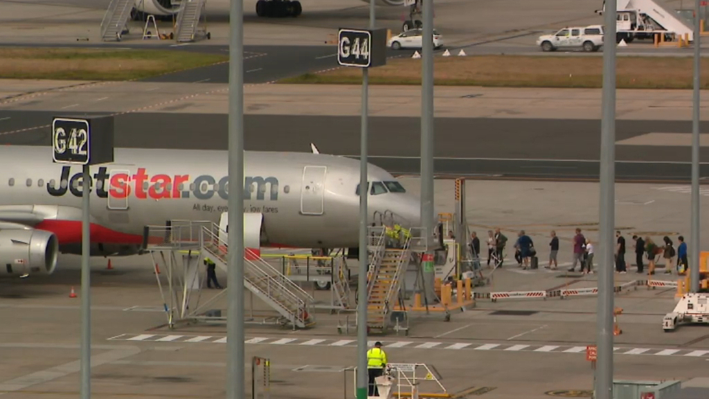 Jetstar to cut hundreds of flights in January ahead of strike action