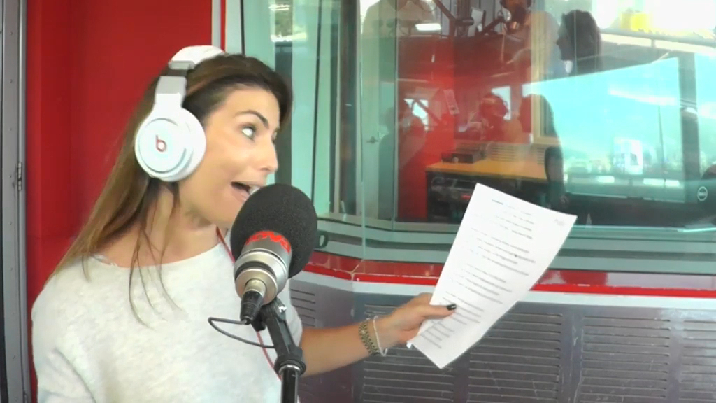 Ada Nicodemou rap battles on Fitzy and Wippa