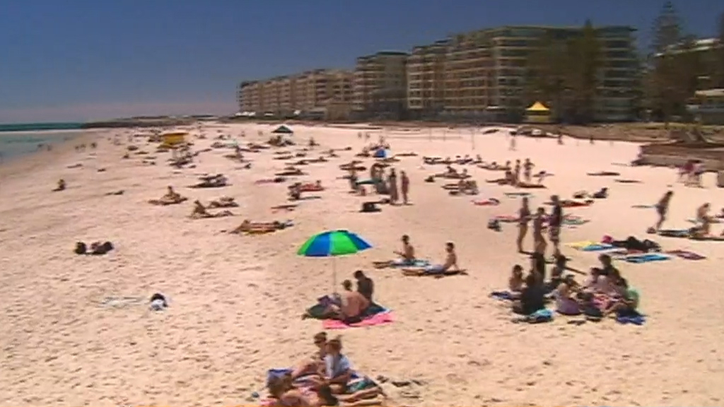 Australia experiences hottest day on record - and it's expected to intensify