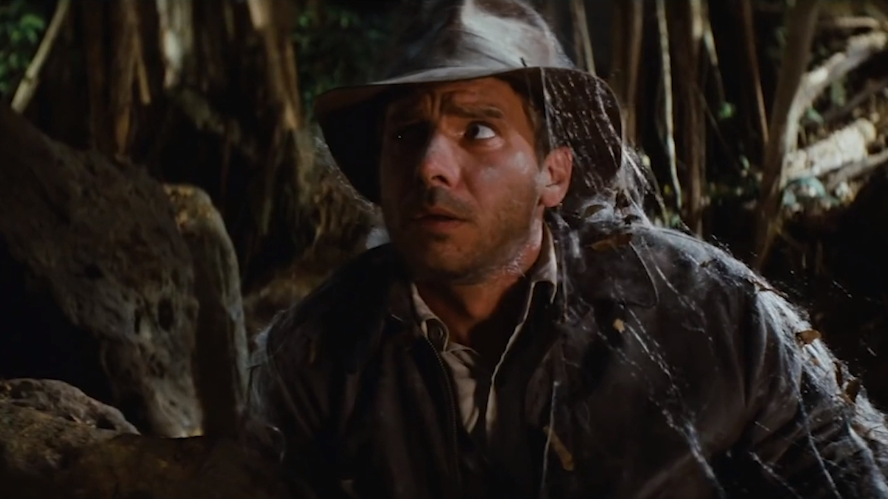 Raiders of the Lost Ark - The Boulder Chase