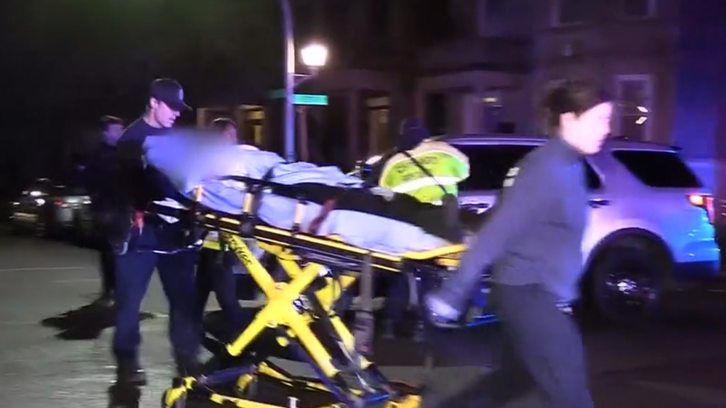 Thirteen injured in shooting at Chicago house party