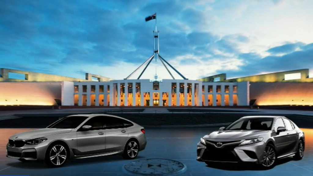"""Government """"going green"""" with hybrid fleet"""