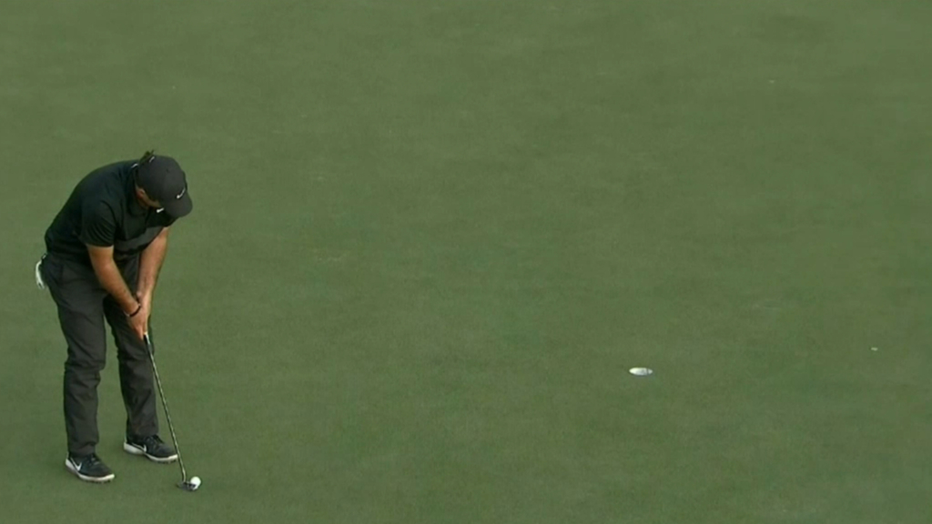 Cheater' Reed burned on $2m putt