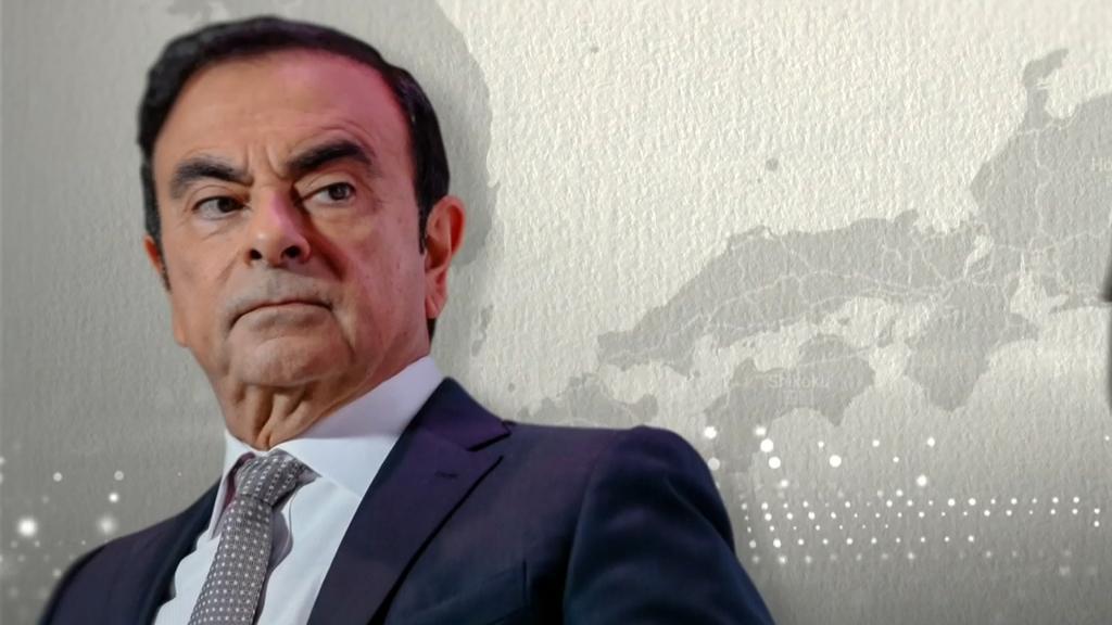 Pair accused of helping Carlos Ghosn flee arrested in Boston