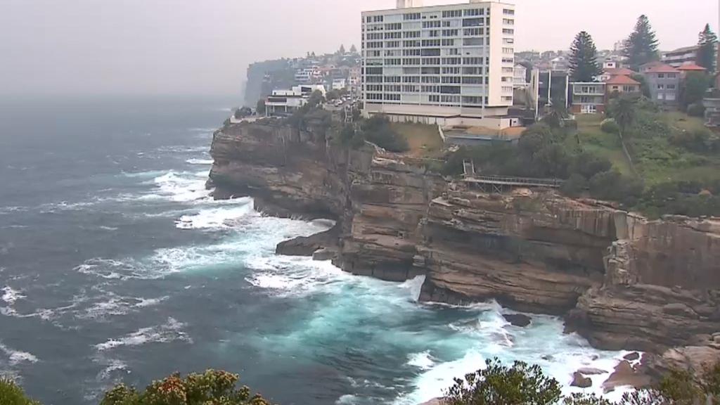 British woman dies in Australia after falling off cliff near Sydney