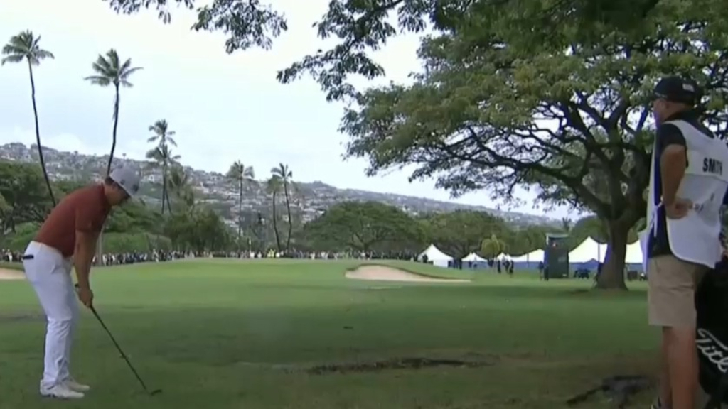 Smith wins Sony Open in Hawaii