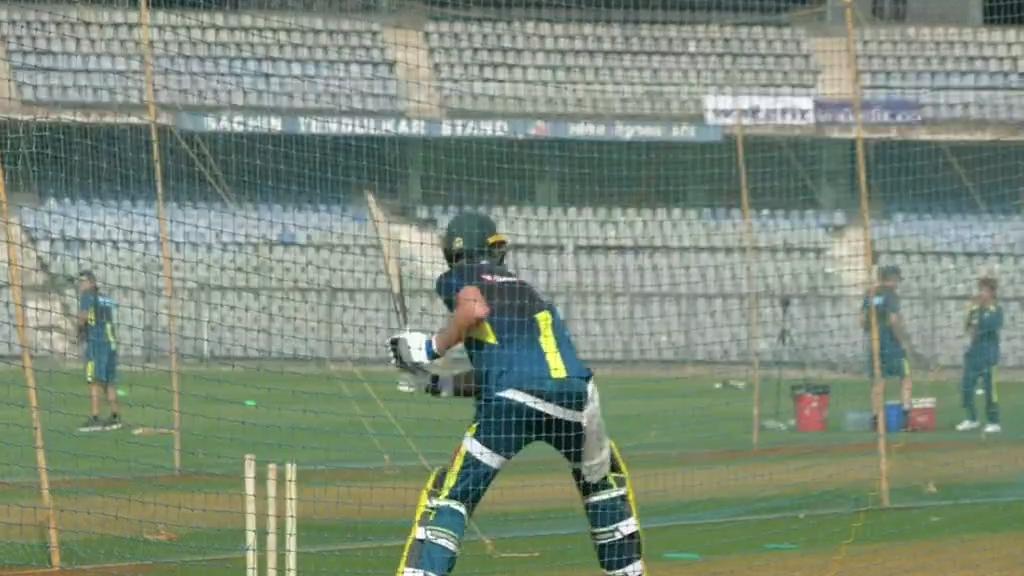 Australia vs India to begin