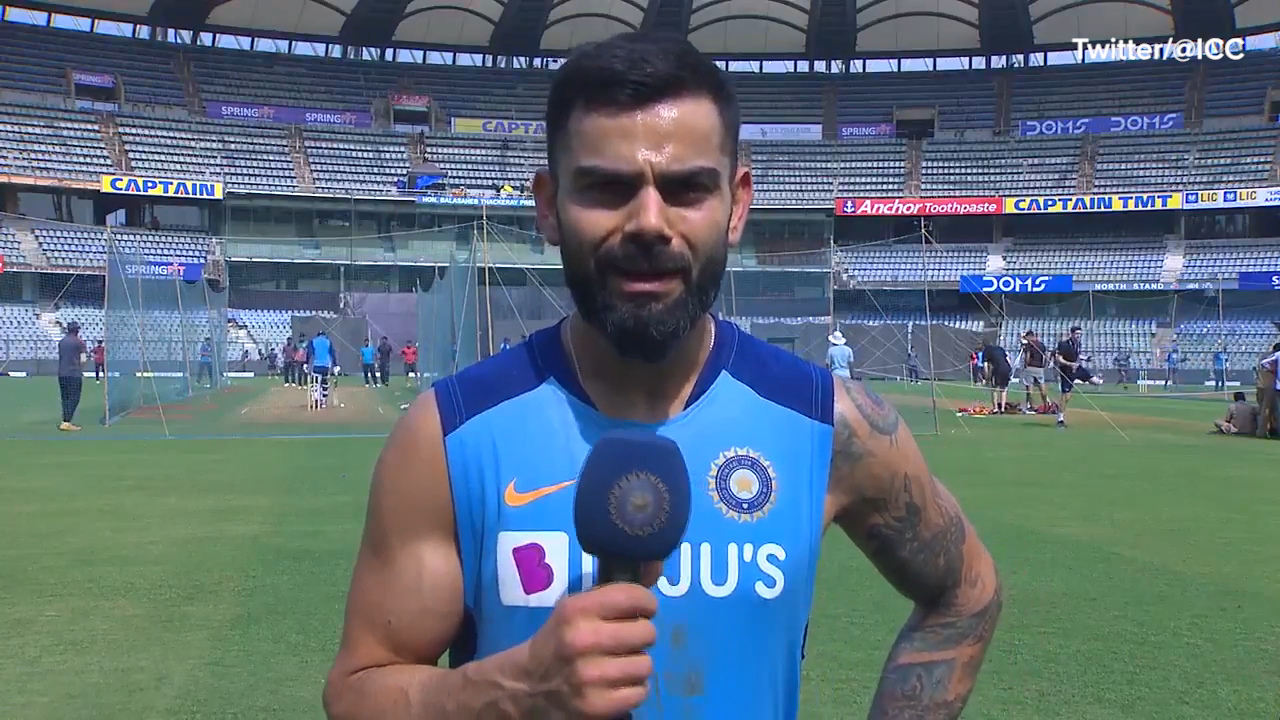 Kohli explains why he urged fans not to boo Smith
