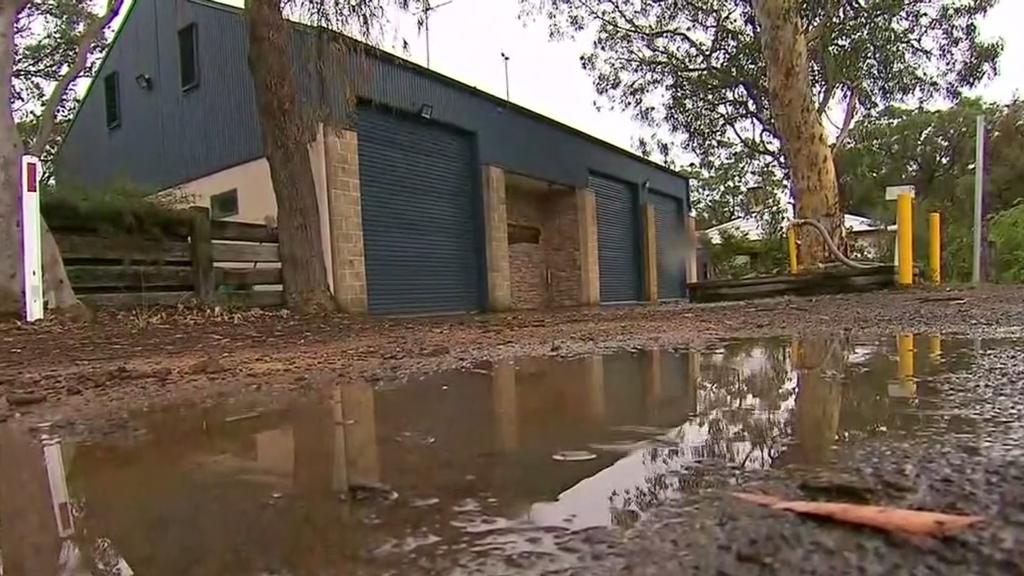 Torrential rain causes havoc in Queensland