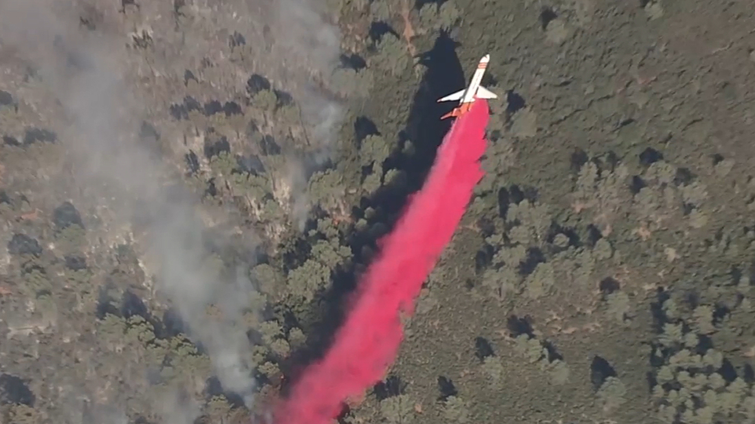 Waterbomber arrives in Australia