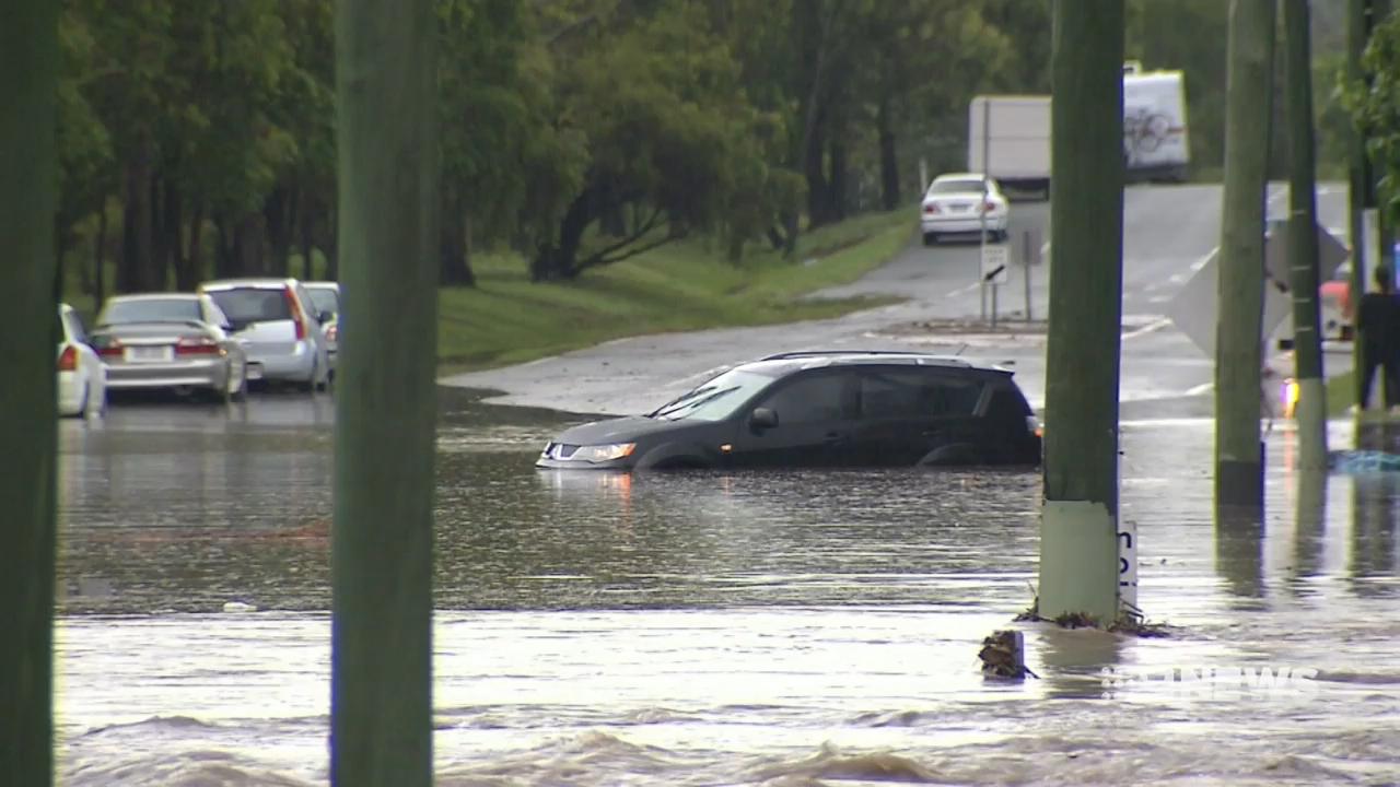 Queensland hit with floods