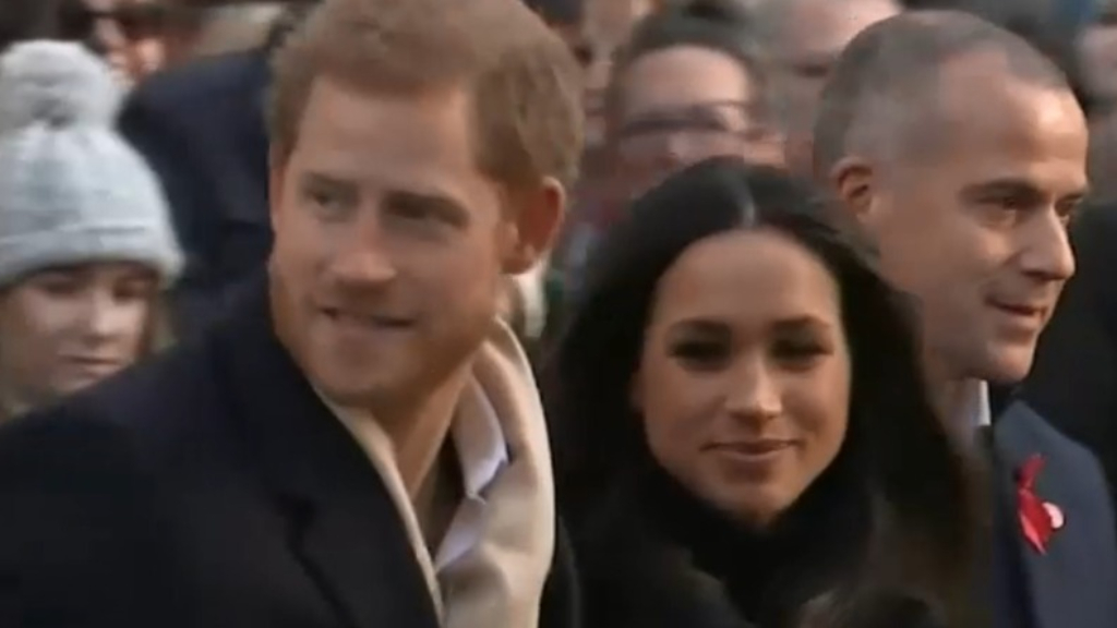Prince Harry and Meghan to lose HRH titles