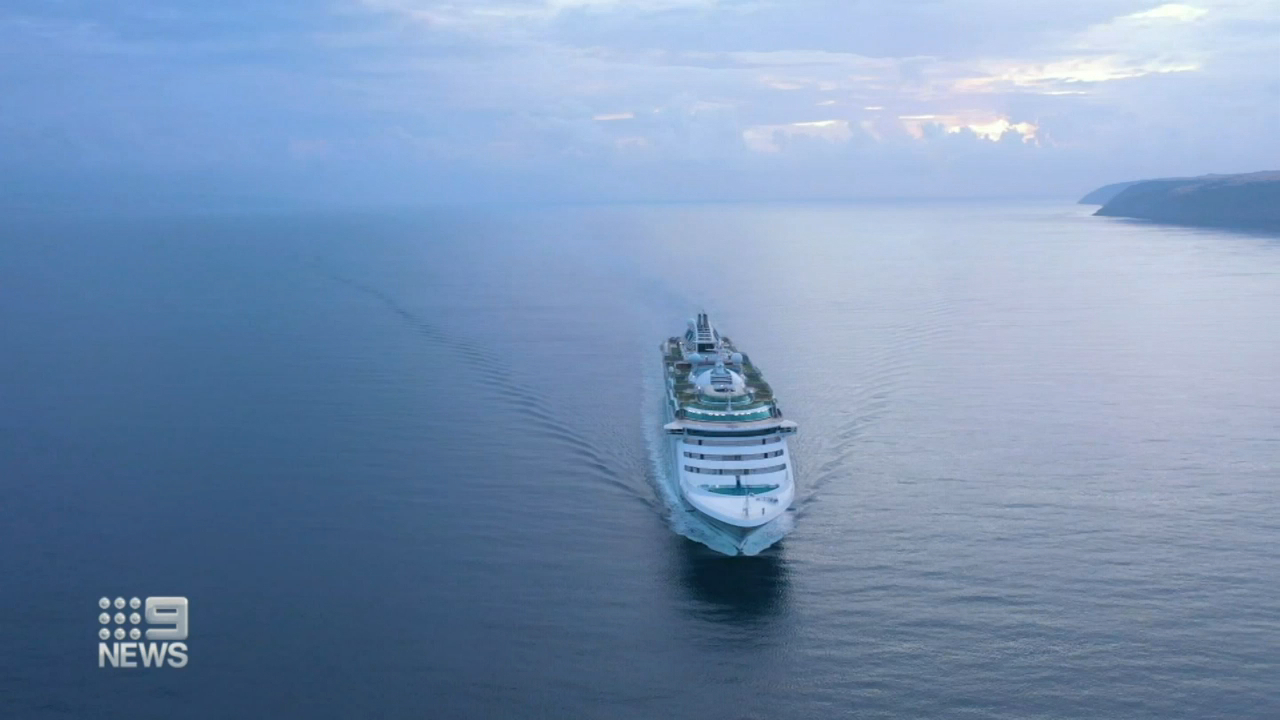 Cruise ships return to Kangaroo Island