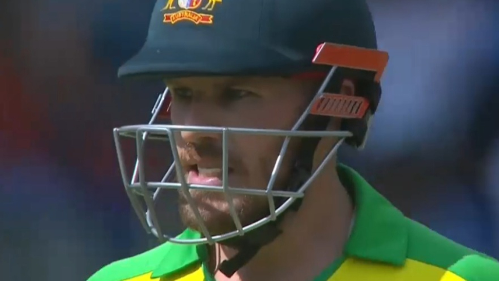 Finch fumes after run-out confusion