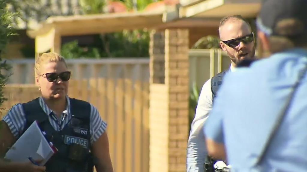 Homicide detectives questioning Balcatta man