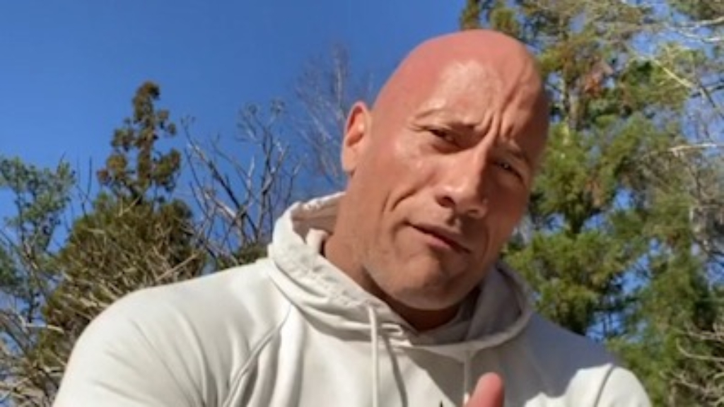 Dwayne 'The Rock' Johnson opens up about father Rocky death