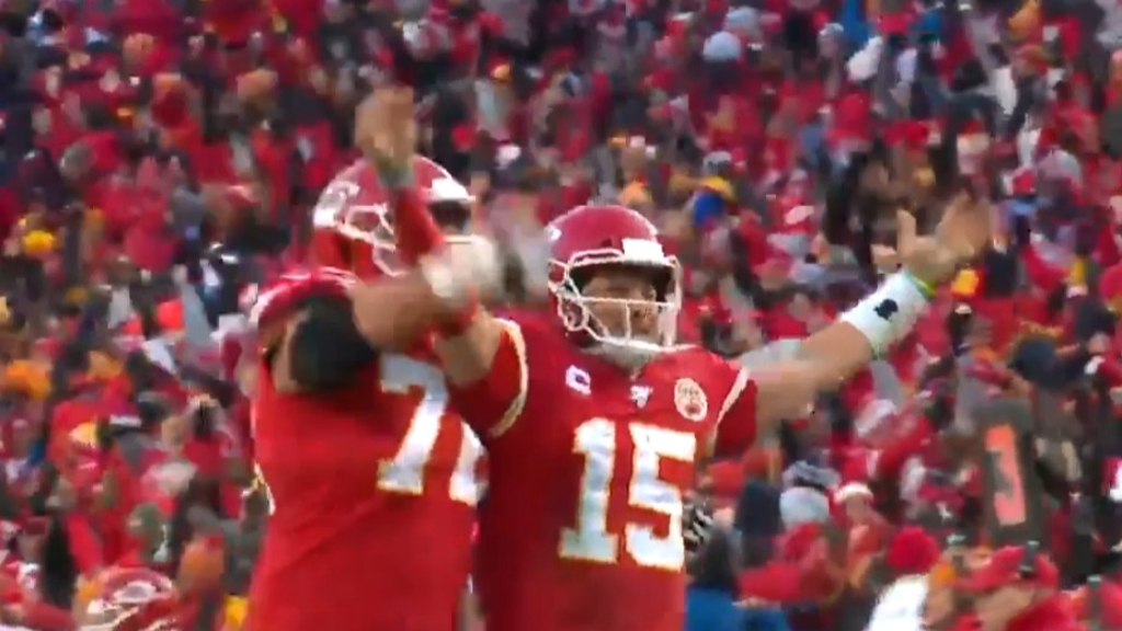 Watkins TD seals Chiefs win