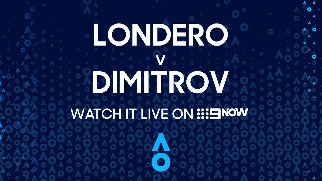 Grigor Dimitrov v Juan Ignacio Londero - AO Highlights