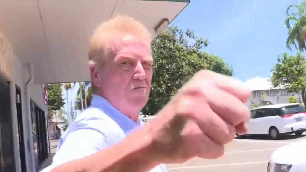 Business owner fights off thieves with karate skills