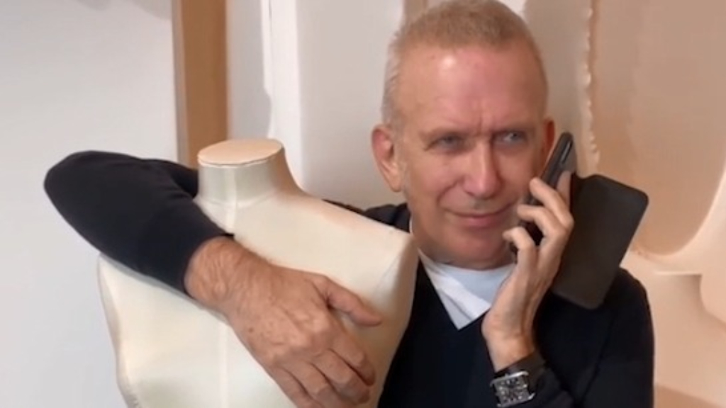 Jean Paul Gaultier to retire from runway