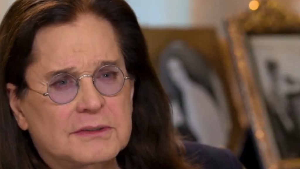 Ozzy Osbourne opens up about health battle