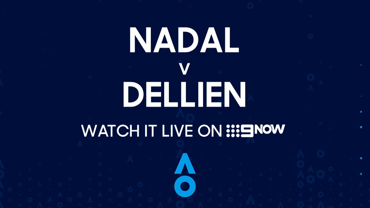 Rafael Nadal v Hugo Dellien: AO Highlights