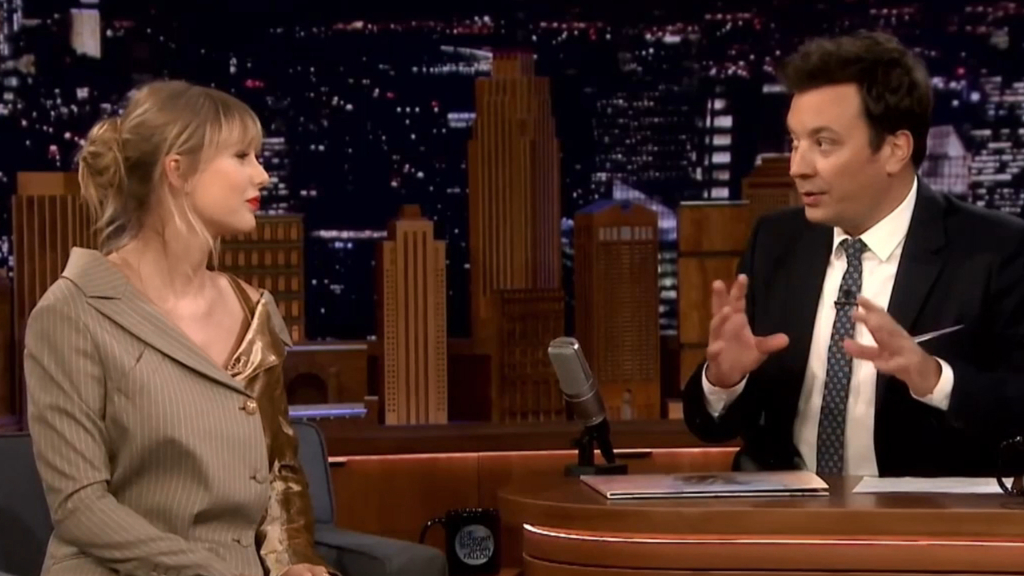 Taylor Swift talks upcoming 'Lover' tour