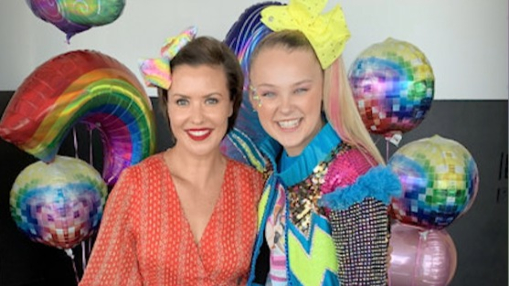 JoJo Siwa reveals crush on Robert Irwin