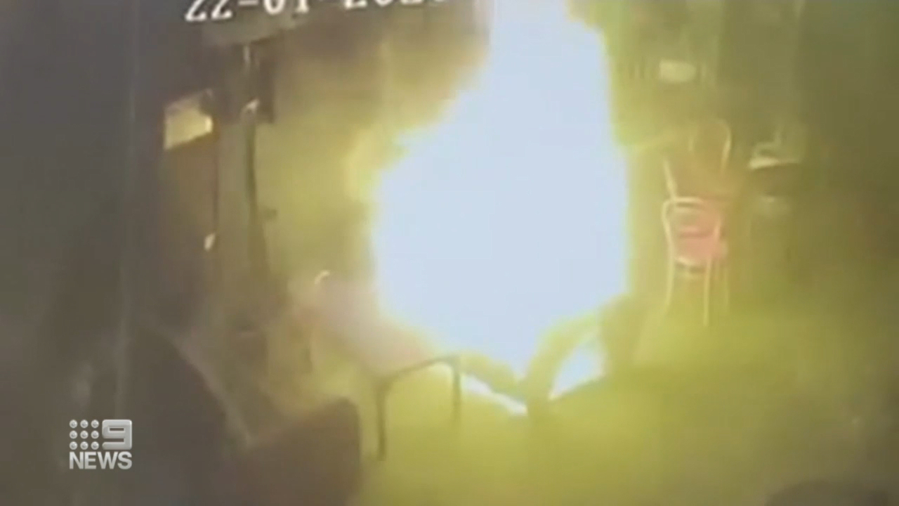 Woman charged for starting Adelaide fire