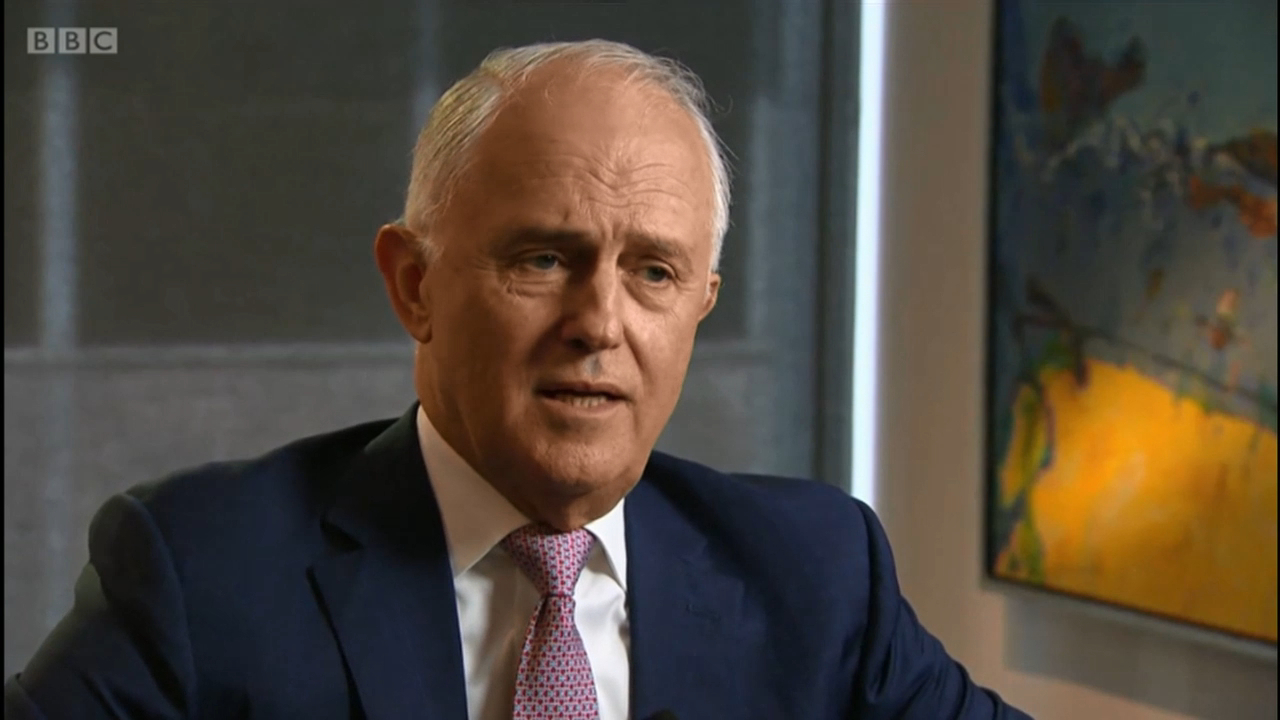 Malcolm Turnbull accuses Scott Morrison of 'misleading' Australia