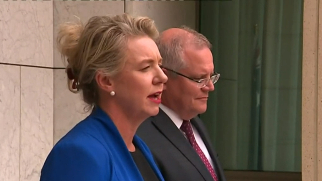 PM orders top bureaucrat to review Bridget McKenzie's pre-election grants