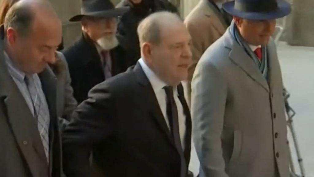 Weinstein trial begins