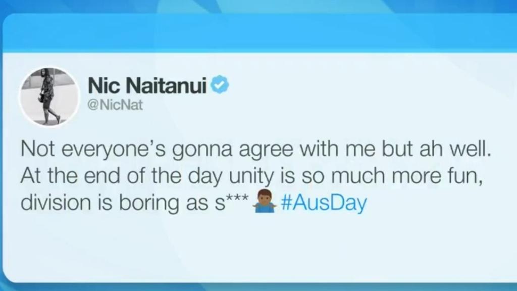 Naitanui sparks Aus Day debate