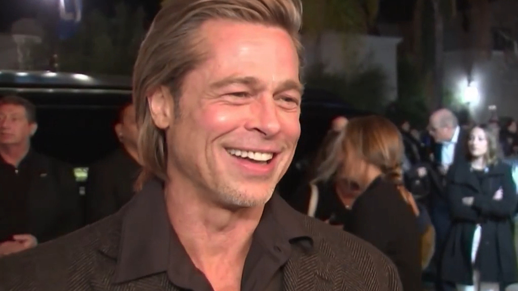 Brad Pitt reveals he doesn't have a date to the Oscars