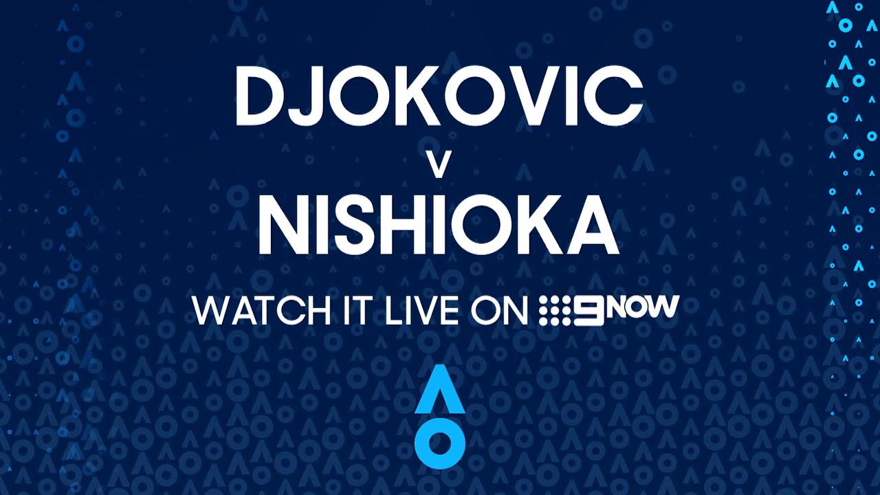 Yoshihito Nishioka v Novak Djokovic: AO Highlights