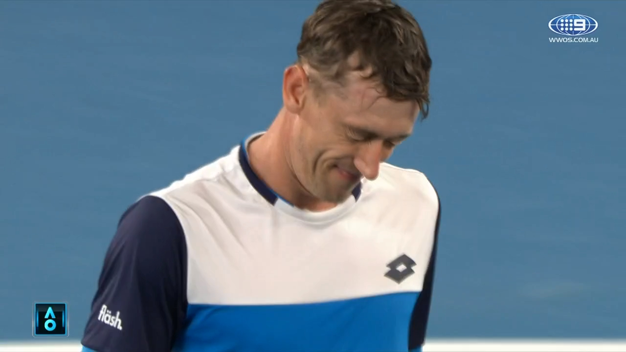 Millman falls painfully short in five-set classic