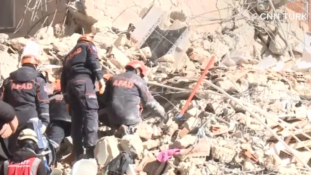 1100 injured in Turkey earthquake