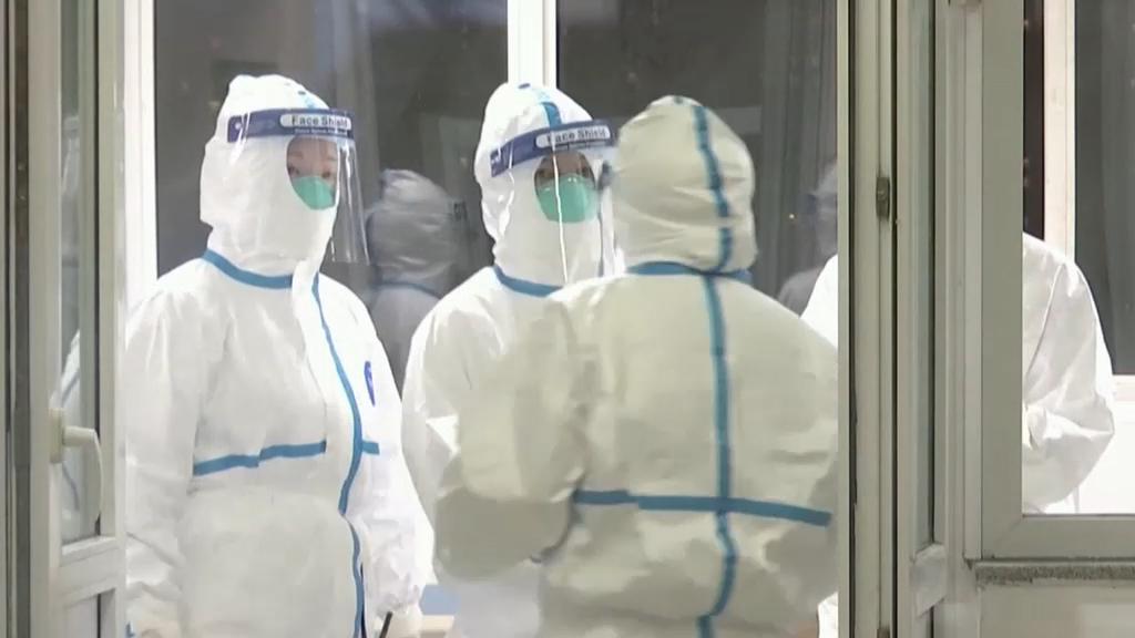 Confirmation of four coronavirus cases in Australia