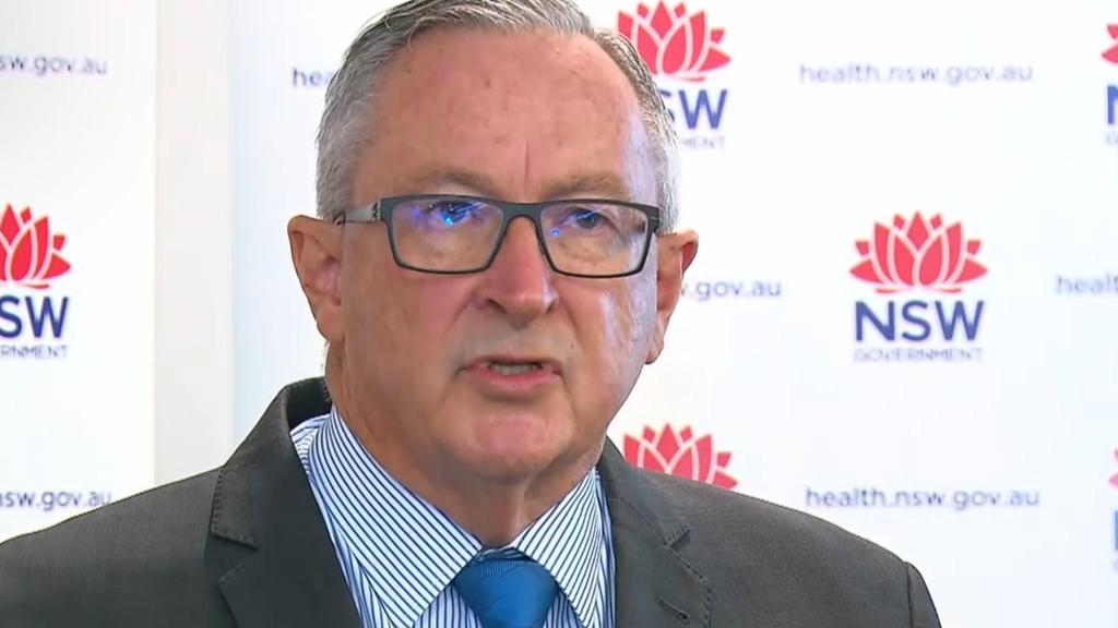 Latest coronavirus update from NSW Health